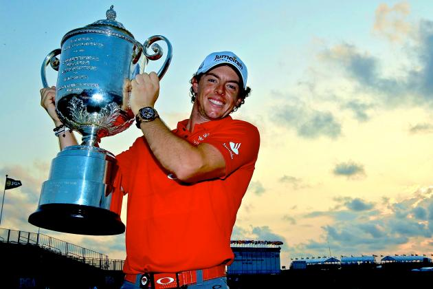 Rory McIlroy Takes 2012 PGA Championship for Second Major Win of Career