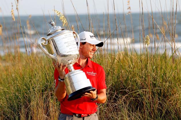 PGA Championship 2012 Leaderboard: Most Impressive Performances from Sunday