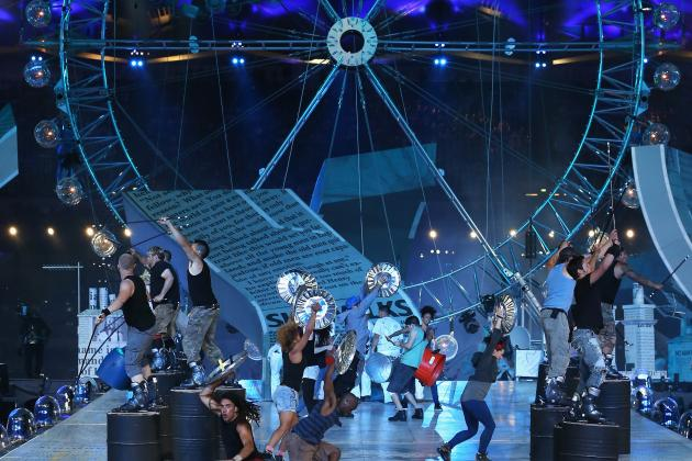 NBC Olympic Closing Ceremony 2012: British Closed Games with Amusing Spectacle