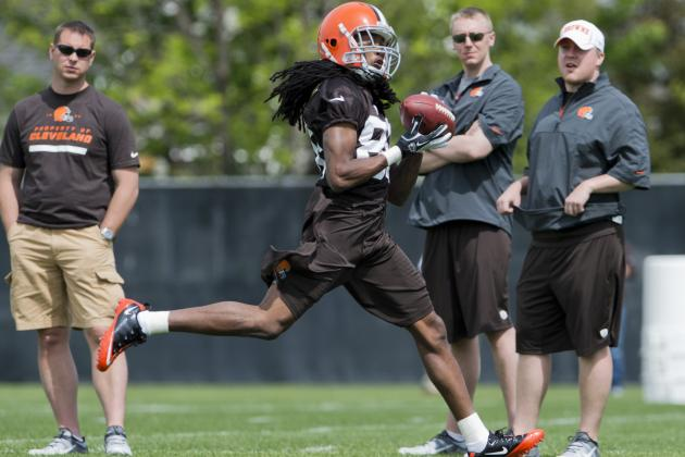 Travis Benjamin Isn't Just the Cleveland Browns' Burner