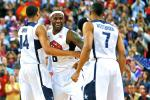 Grading Team USA's Gold Medal Win Over Spain