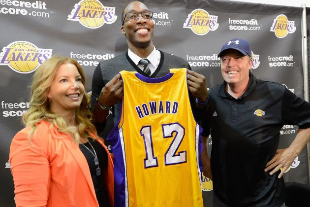 Dwight Howard: Superstar Doesn't Push Lakers Past Thunder