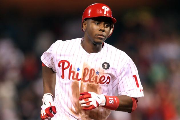 Time for the Philadelphia Phillies to Pull the Plug on John Mayberry Jr.