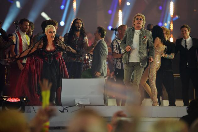 London Closing Ceremony 2012: Best Musical Acts from Final Olympic Event