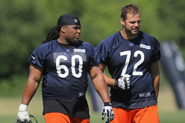 Chicago Bears Training Camp: Practice 14 Notes