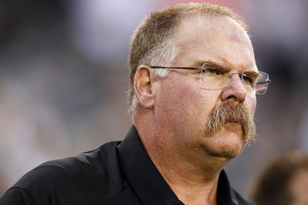 Andy Reid: Curious Timing for Reid's Agent to Be Talking Contract