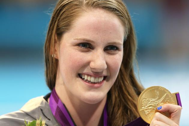 Olympic Medal Count 2012: USA's Most Impressive Athletes in London