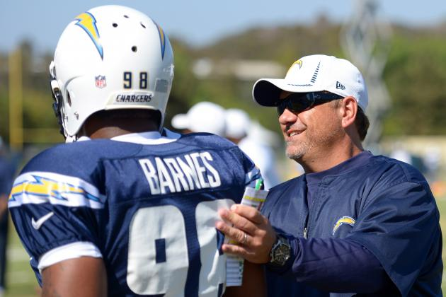 San Diego Chargers' Defense Liberated from Former Coordinator Greg Manusky