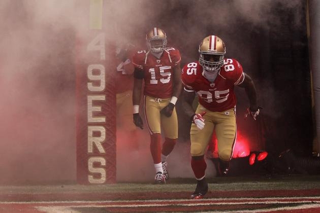 San Francisco 49ers: Guess Who's Having the Worst Training Camp