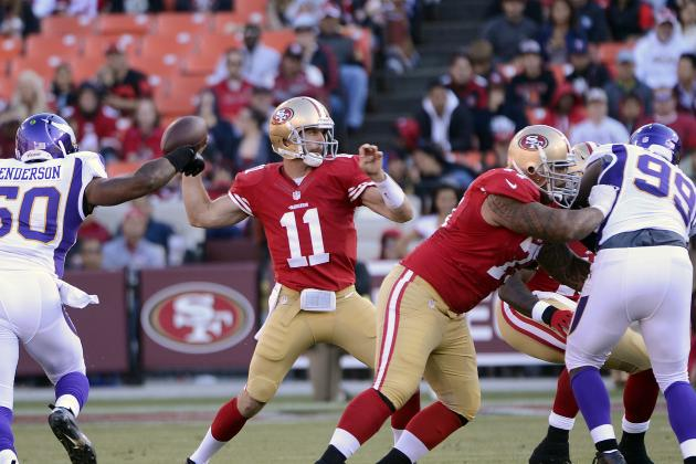 San Francisco 49ers: Thoughts on Their Impressive Preseason Opener