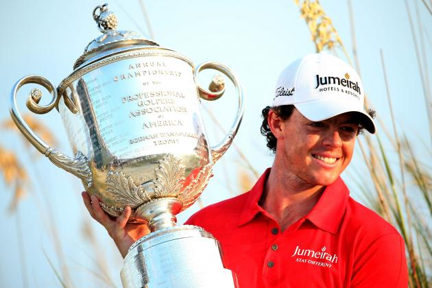 PGA Championship 2012: Why Rory McIlroy Is the Next Tiger Woods