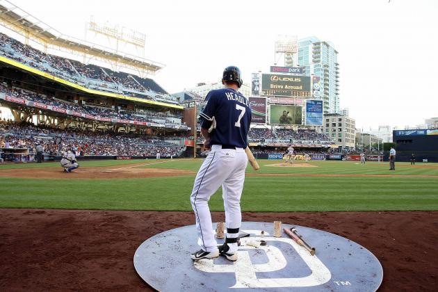 Why the Phillies Are the Best Answer to Stealing Chase Headley