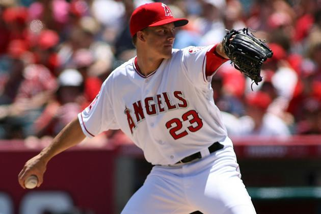 Fantasy Baseball 2012: 2-Start Pitchers Log for Aug. 13-19