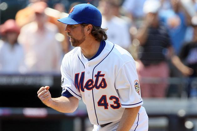New York Mets: Why R.A. Dickey Should Be a Shoe-in for the 2012 Cy Young