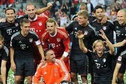 FC Bayern: A Look Back at the DFL Supercup Triumph over Borussia Dortmund