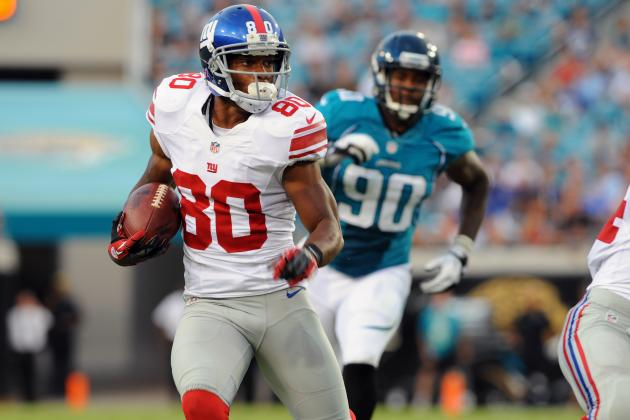 Fantasy Football 2012 Rankings: Top 20 3rd-Year Wide Receivers