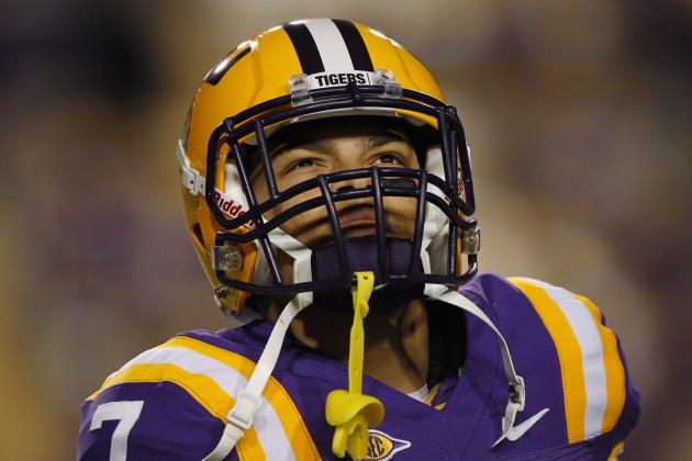 Tyrann Mathieu Dismissal: Honey Badger's Flirtation with McNeese St. Makes Sense
