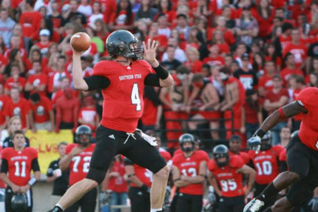 Southern Utah Football: Interview with 2013 NFL Draft Prospect Brad Sorensen