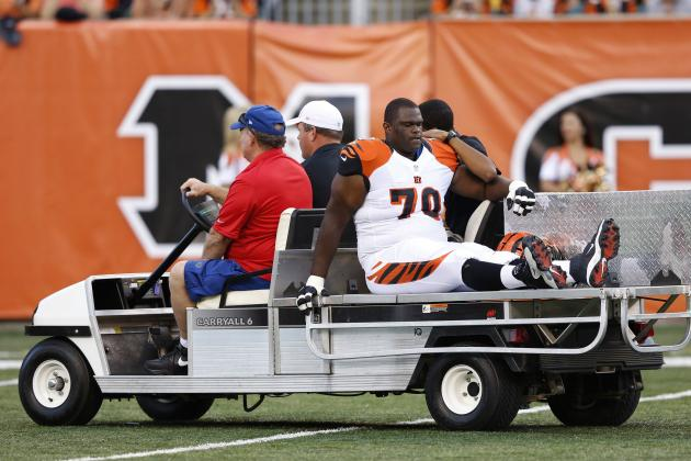 Travelle Wharton Injured: Bengals Offense Hurt by Loss of Star Left Guard
