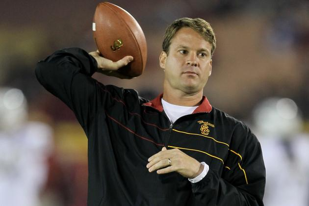 College Football Preseason Top 25: Every Coach Should Follow Lane Kiffin's Lead