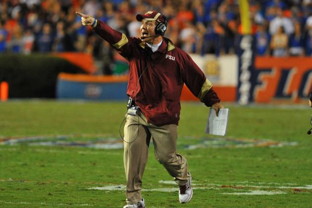 Florida State Football: Jimbo Fisher Continues Success with 4-Star WR Commitment