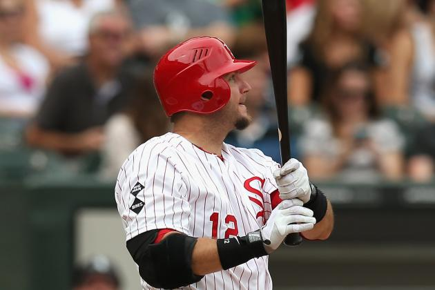 Chicago White Sox:  A.J. Pierzynski Continues to Give Fans a Reason to Love Him