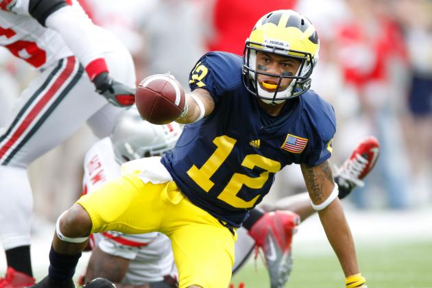Michigan Football: Roy Roundtree's Knee Surgery Is Last Thing Wolverines Need