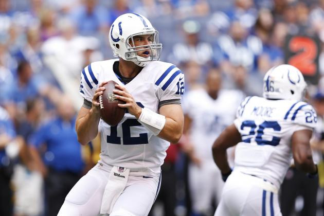Fantasy Football Rankings 2012: Andrew Luck and More Under-the-Radar QBs