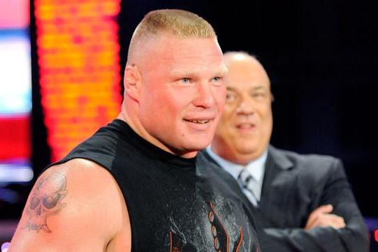 Lesnar vs Triple H Results: Brock Lesnar Defeats Triple H at WWE SummerSlam 2012