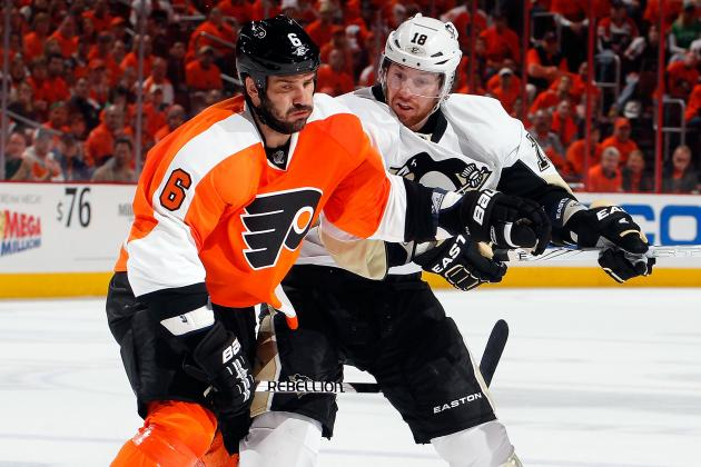 Report: Flyers' Lilja Had Hip Surgery