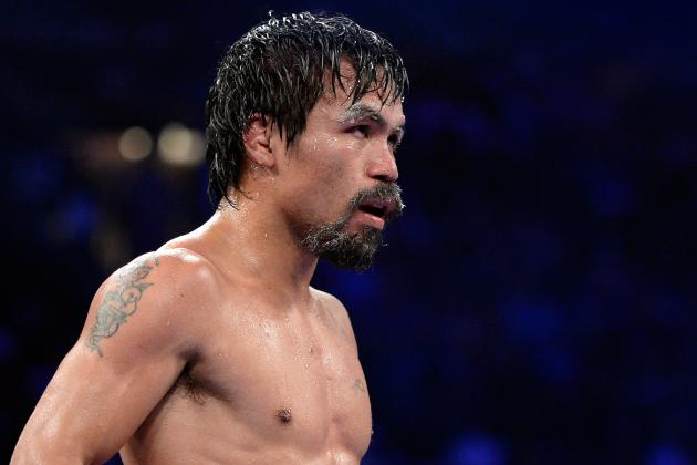 Pacquiao to Pick Foe for November 10 in a Week's Time