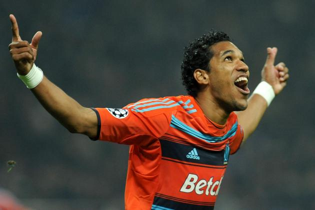 Former Marseille Striker Brandao on Verge of Joining Saint-Etienne