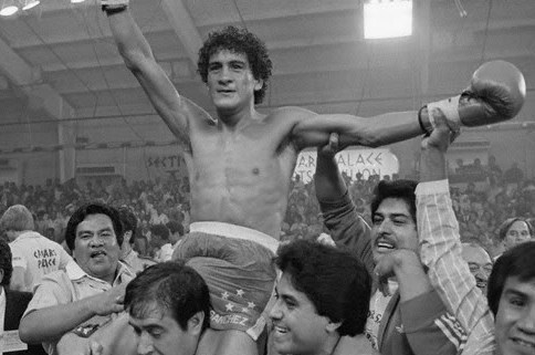 Huge Turnout to Remember Salvador Sanchez's Passing