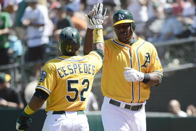 Oakland Athletics Get A's for Their 25-Game Stretch