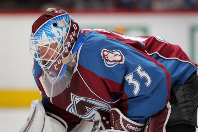 Report: Avs Sign Giguere to One-Year Contract Extension