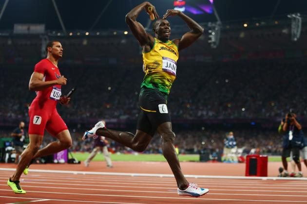 Olympics 2012: Usain Bolt Is More Dominant Athlete Than Michael Phelps
