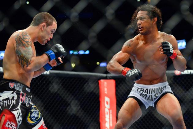 UFC 150: Benson Henderson's Controversial Win Overshadows Rivalry