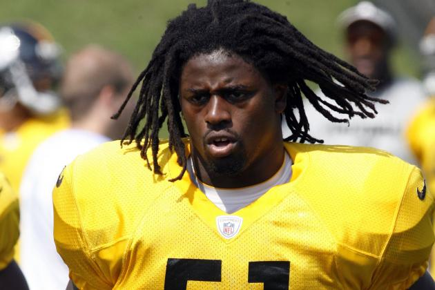 Pittsburgh Steelers 2012 Preseason Spotlight: Sean Spence