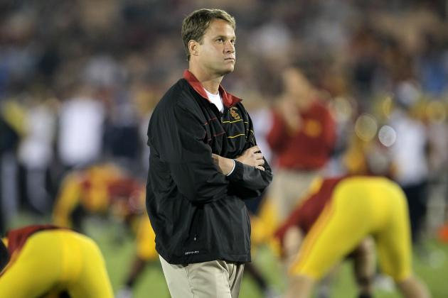 Lane Kiffin: Giving Up Vote in 'USA Today' Poll Was Right Move for USC Coach
