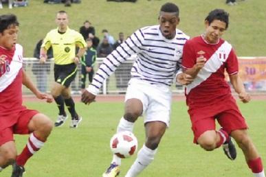 Manchester City Captures French U-16 Star Jules Olivier Ntcham