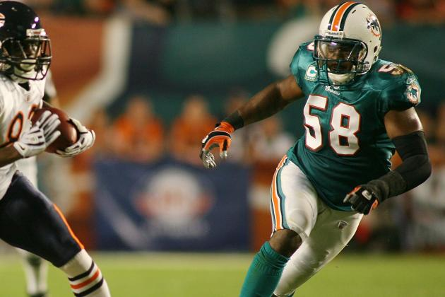 Karlos Dansby's Comments on Chad Johnson Release Show Shortcomings as a Leader