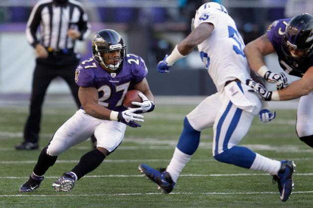 Fantasy Football 2012: Ranking the Top 25 RBs