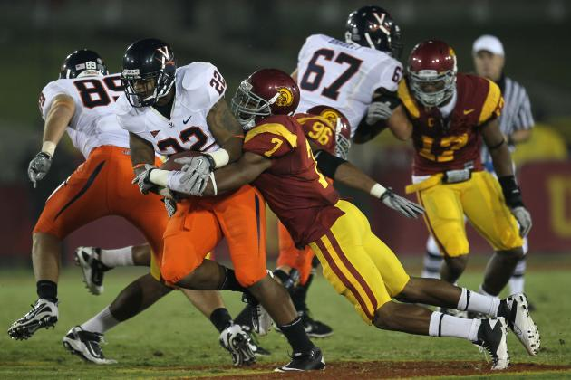 USC Football 2012: Trojans Defense Showing Fight Is Sign of Good Things to Come