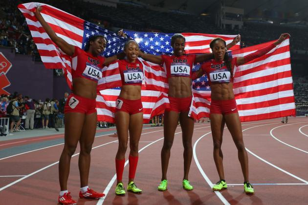 Team USA Wins the Olympics! That Is How It Works, Right?