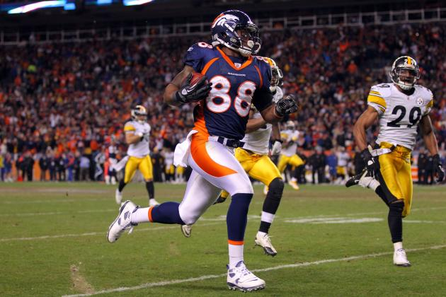 Fantasy Football: Will Demaryius Thomas Break out in 2012?