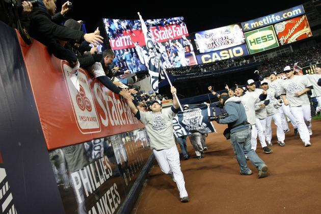 The 2012 New York Yankees' Long Battle Back to the World Series