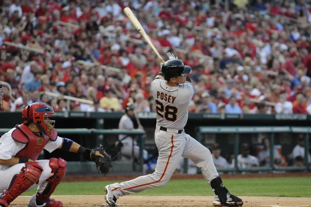 San Francisco Giants: The National League's Surprise Best-Hitting Team