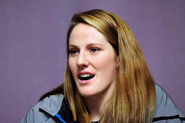 Missy Franklin Leaning Toward College over Cash... for Now