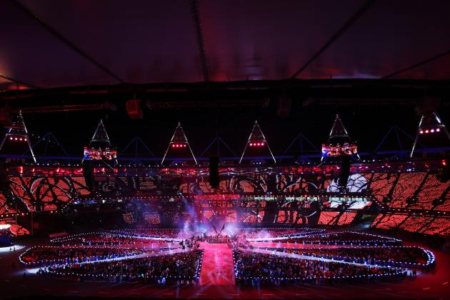 Olympic Closing Ceremony 2012: Most Ridiculous Moments from London Spectacle