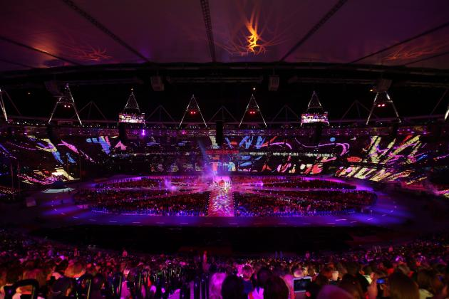 Olympic Closing Ceremony Performers: Most Surprising Moments from London Show